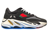 Adidas Yeezy Wave Runner 700 Black/Green-Red