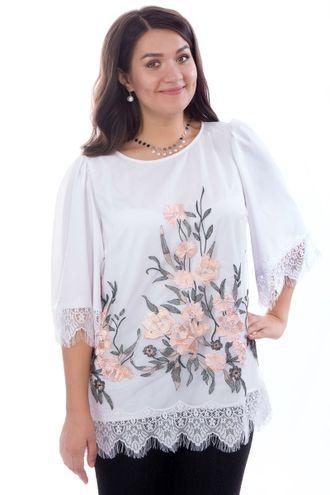4bfc9777ebf Блузки для полных женщин по самым низким ценам  Терра