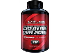 AXIS LABS Creatine ETHYL ESTER 240 капс