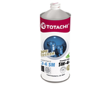 Масло моторное Premium Diesel Fully Synthetic CJ-4/SM 5W-40 1л. TOTACHI