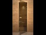 Двери для сауны и бани Стеклянные двери.