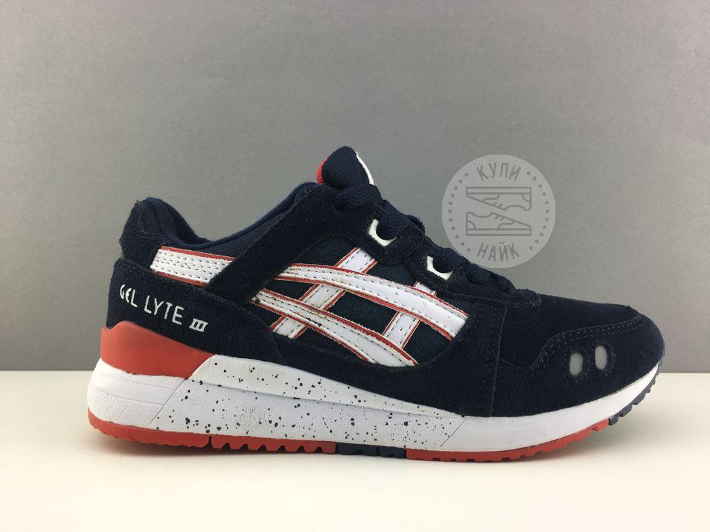 Купить кроссовки asics синие с красным в спб, asics, asics спб ... c636f6d92c3