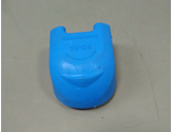 Резиновый бампер для сцепной головки.