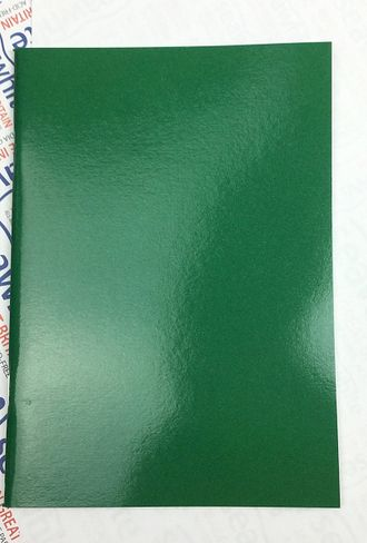 Скетчбук Seawhite Starter Sketchbook Laminated Cover (40 стр., 140gsm) green