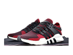 Adidas EQT Support ADV Primeknit (Red/Black/White)
