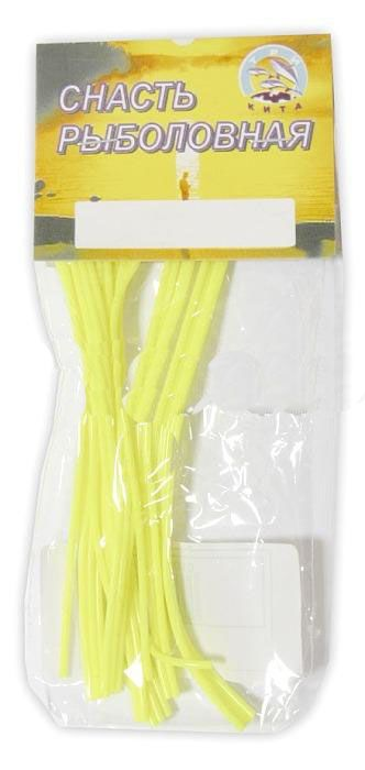 Кембрик Три Кита d.0,8*1,5 флюоресцентный, желтый