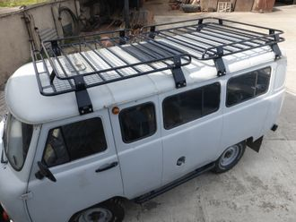 Багажник экспедиционный для УАЗ-2206 сварной