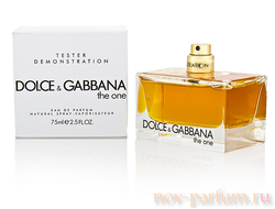 Dolce And Gabbana - THE ONE 75ml