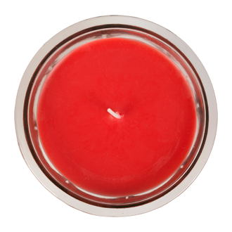 Аромасвеча 200579 CANDLE BOUG-GOURM COQUELICOT RED D12XH8 PARAFFIN