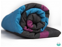 Слинг-шарф PANDA BEJBI Blueberry