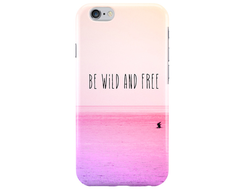 Стильный чехол Be wild and free для iPhone 6 Plus/6S Plus