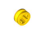 Technic Bush 1/2 Smooth, Yellow (4265c / 3212324 / 4239601)
