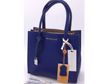 Сумка Michael Kors Mercer Medium Blue / Синяя