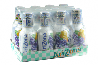 Arizona white tea