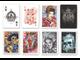 Bicycle Club Tattoo, Байсикл Клуб Тату, татуировки, карты, игральные, poker, покер, дизайн, татуха
