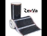 Теплый пленочный пол REXVA ширина 0,5 метра 220 Вт/кв.м. Цена за погонный метр.
