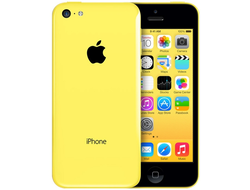 Купить iPhone 5C 8Gb Yellow в СПб