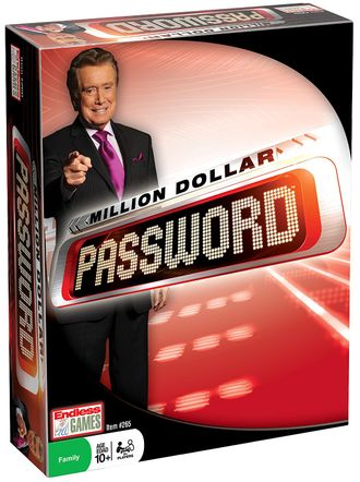 Million dollar password