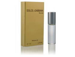 "Масляные духи, Dolce & Gabbana ""the One"", 7 ml"