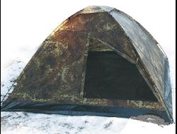 Telk IGLU 3-kohaline  flecktarn värvi / Палатка IGLU 3-местная, расцветка flecktarn