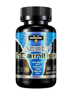 Acetyl L-Carnitine (100 капсул)