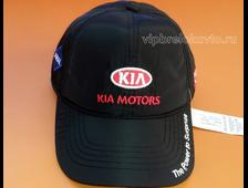 Бейсболка с логотипом KIA (зима)