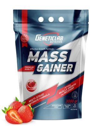 GeneticLab Mass Gainer (3000 гр)