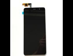 Дисплей Lenovo S850 в сборе с тачскрином