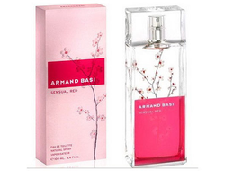 Armand Basi - Sensual Red 100ml