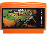 """Earth Worm Jim 3"" Игра для Денди (Rare)"