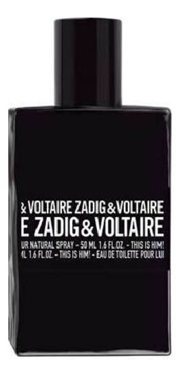 Zadig & Voltaire This is Him 100ml.