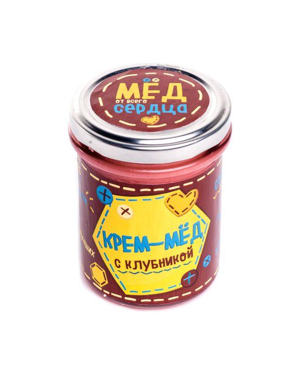Крем-мёд от всего сердца