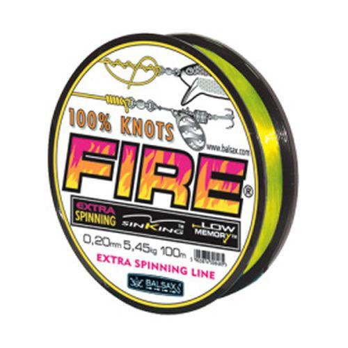 Леска Balsax Fire (box) 100m 0,35mm