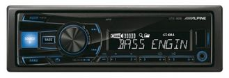 Alpine UTE-80B 50x4 Тюнер без CD, USB, AUX,  энкодер,  RDS