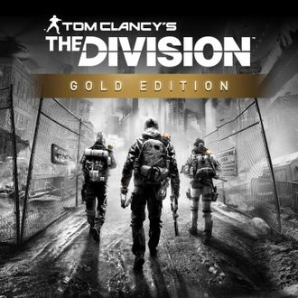 Tom Clancy's The Division Gold Edition (цифр версия PS4) RUS
