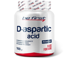 D-ASPARTIC ACID POWDER (100 гр.)BE FIRST