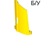 ! Б/У - Technic, Panel Fairing #20 Large Long, Small Hole, Side A, Yellow (44350 / 4277118 / 4525048) - Б/У