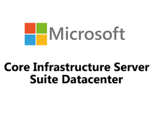 Microsoft Core Infrastructure Server Suite Datacenter Core ENG Lic/SAPk OLP 2Lic B Government withou