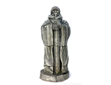 Statue of   Monk (painted) SPECIAL OFFER