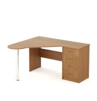 компьютерные столы стол письменный угловой с тумбой