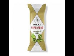 Мягкий батончик Pikki суперфуд «Зеленый кофе», 35гр