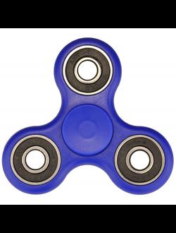 Спиннер для рук fidget spinner пластиковый цвет черный купить по 1485895