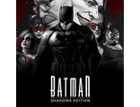 The Telltale Batman Shadows Edition (цифр версия PS4) RUS
