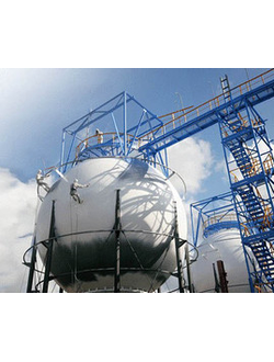 Защита резервуаров от коррозии