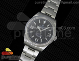EXPLORER I 214270 2016 Baselworld 39mm 11 JF Best Edition on SS Bracelet SA3132