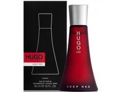 №12 HUGO DEEP RED Hugo Boss ЖЕНСКИЕ