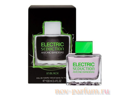 Antonio Banderas - Electric Seduction In Black 100ml