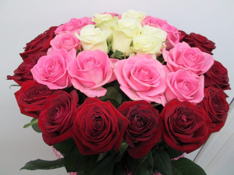 Цветы июня в букете фото — img 2