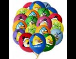 """Воздушные шары """"Angry Birds"""""""