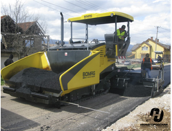 Bomag BF 600